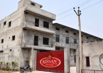 Kissan Foods Mill