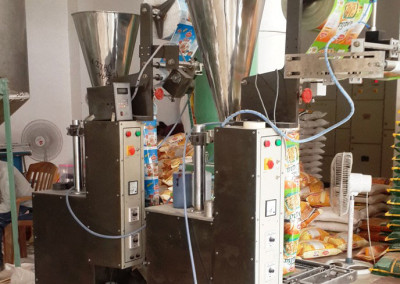 Kissan Foods Besan Packing Machines