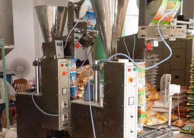 Kissan Foods Besan Packing Machines
