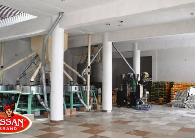 Kissan Foods Milling Section