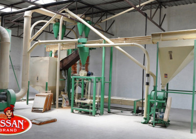Kissan Foods Seperator Section