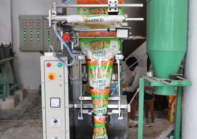 Kissan Foods Dalia Packing Machines