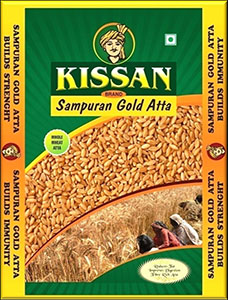 Kissan Whole Wheat Flour